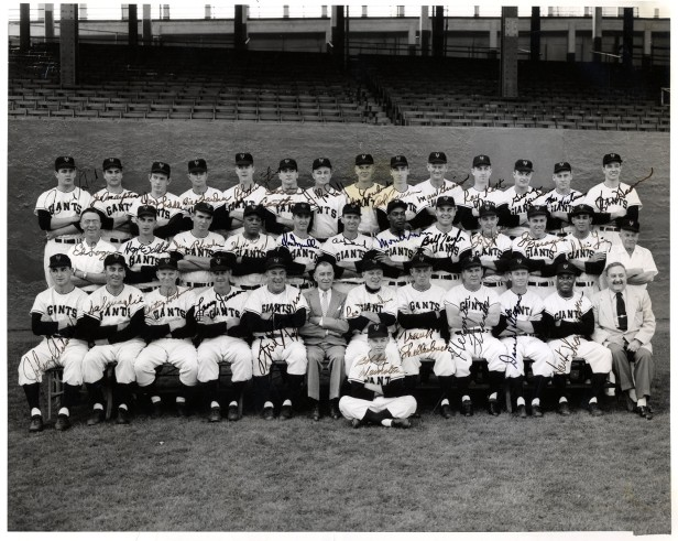 New York Giants 1954