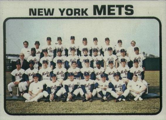 New York Mets 1973