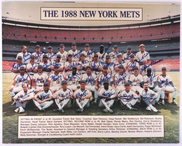 New York Mets 1988