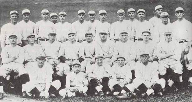 New York Yankees 1921