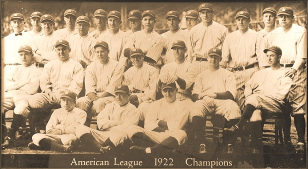 New York Yankees 1922