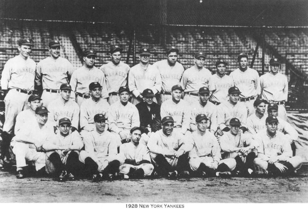 New York Yankees 1928