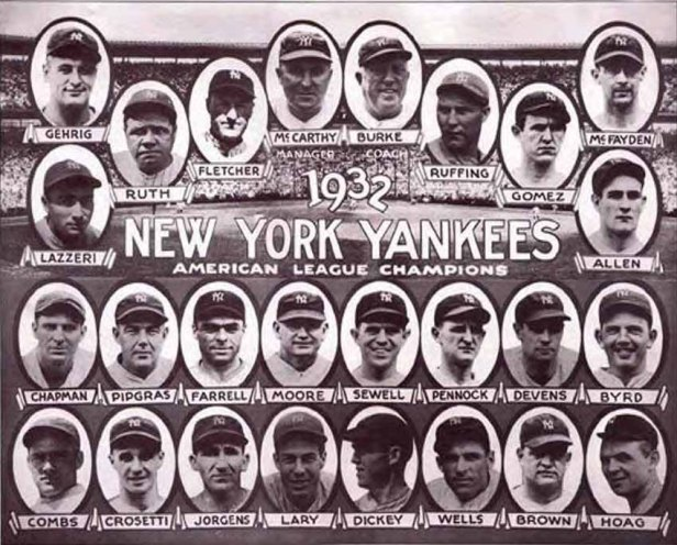 New York Yankees 1932