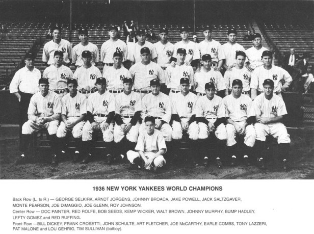 New York Yankees 1936