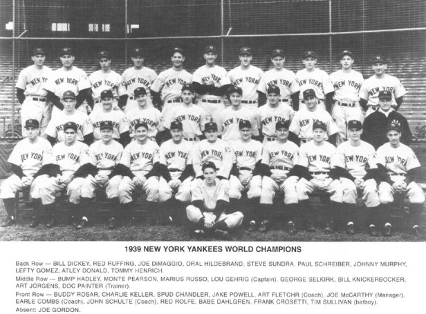 New York Yankees 1939