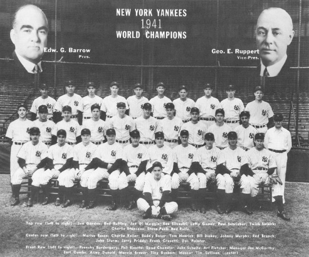 New York Yankees 1941