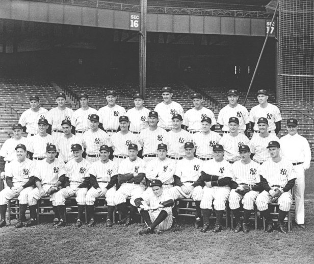 New York Yankees 1942