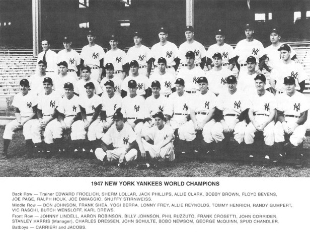 New York Yankees 1947