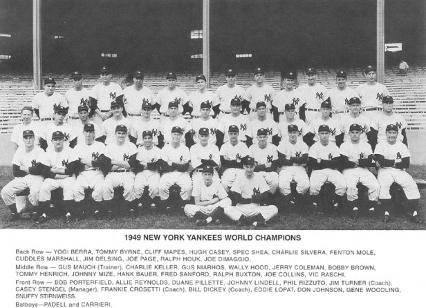 New York Yankees 1949