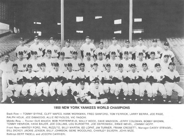 New York Yankees 1950