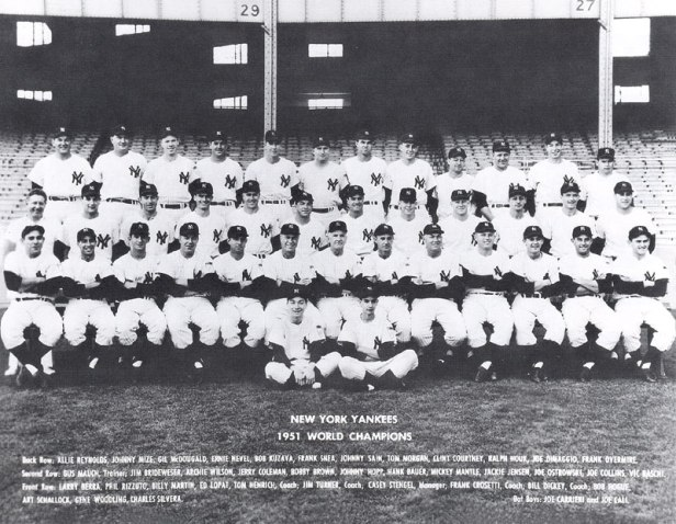 New York Yankees 1951