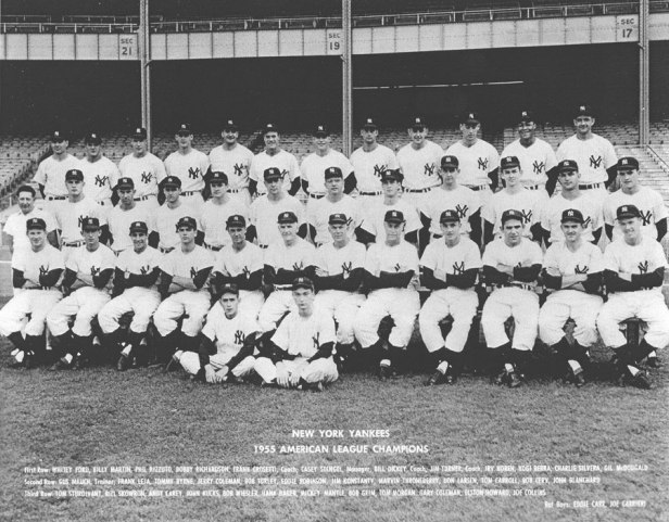 New York Yankees 1955