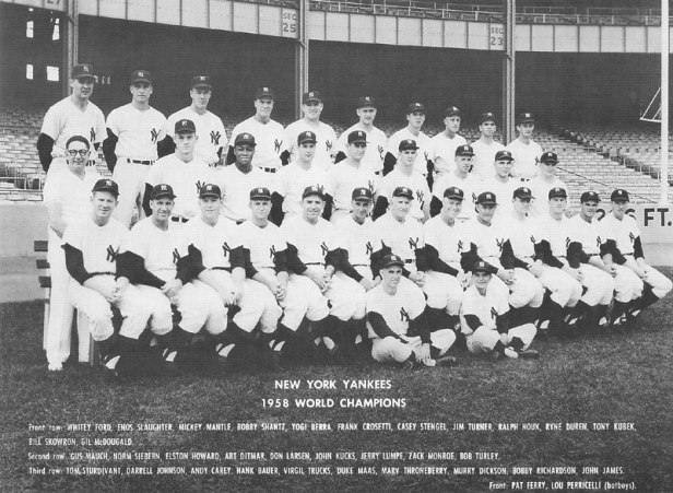New York Yankees 1958