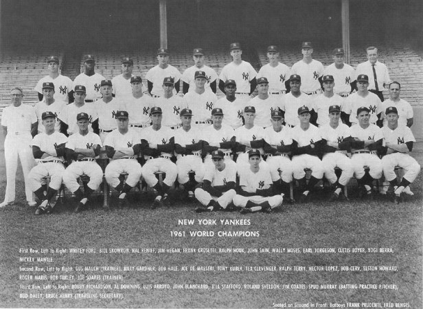 New York Yankees 1961