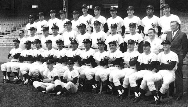 New York Yankees 1963