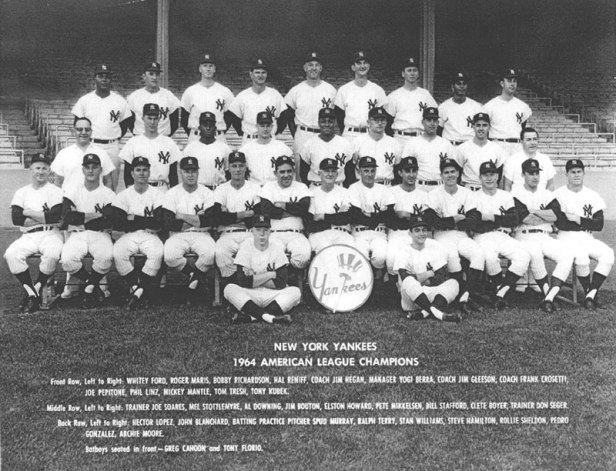 New York Yankees 1964
