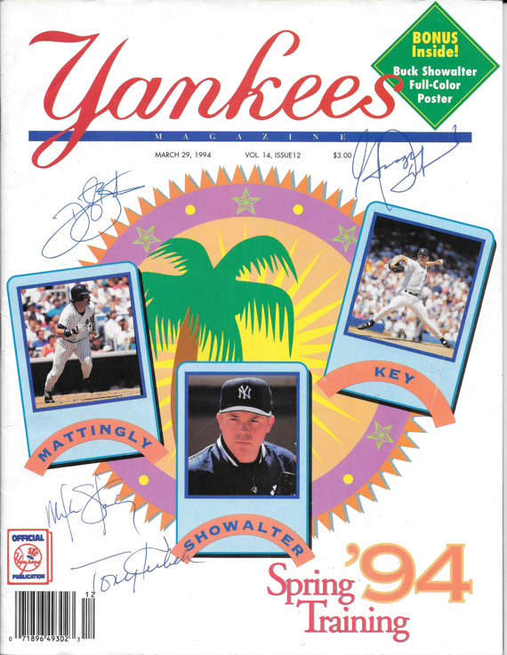 New York Yankees 1994