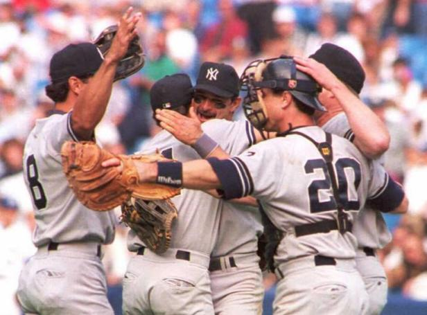 New York Yankees 1995