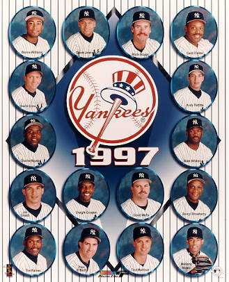 New York Yankees 1997