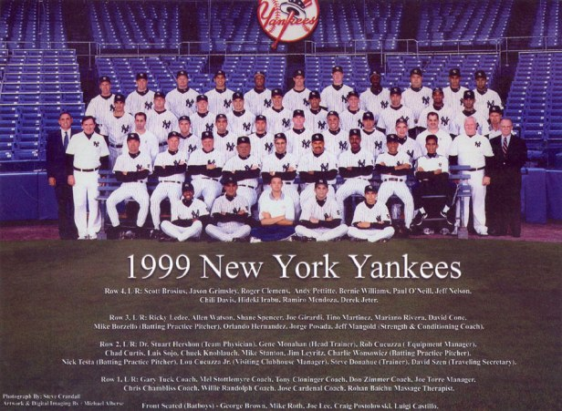 New York Yankees 1999