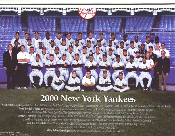New York Yankees 2000