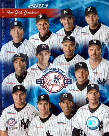 New York Yankees 2003