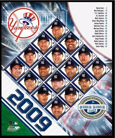 New York Yankees 2009