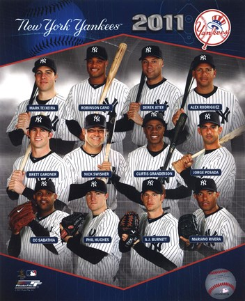 New York Yankees 2011