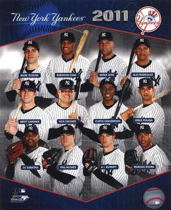 New York Yankees 2011
