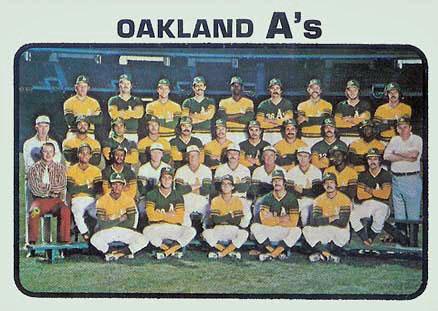 Oakland A's 1973