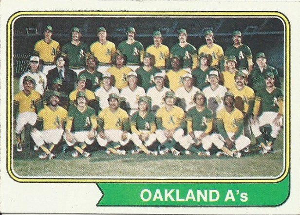 Oakland A's 1974