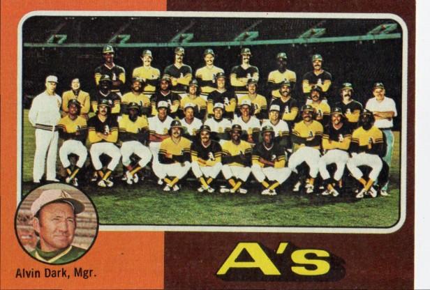 Oakland A's 1975