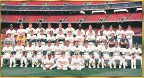 Oakland A's 1989