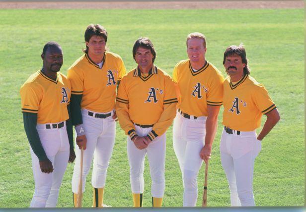Oakland A's 1990