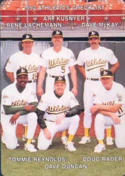 Oakland A's 1992