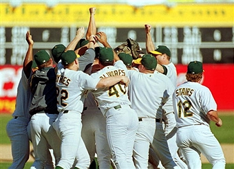 Oakland A's 2000