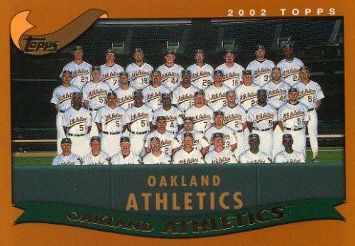 Oakland A's 2002