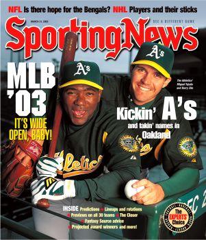 Oakland A's 2003