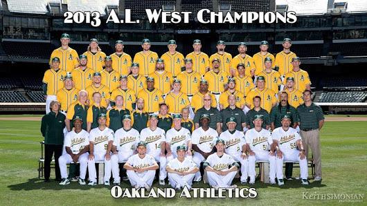 Oakland A's 2013