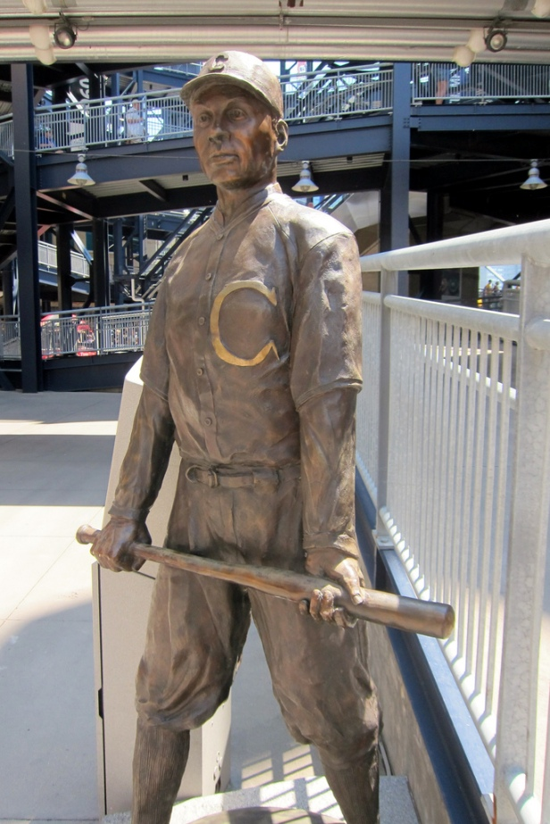 Oscar Charleston Statue