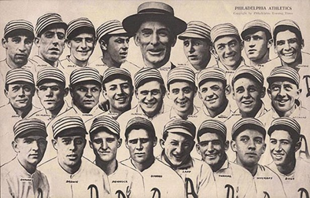 Philadelphia Athletics 1913
