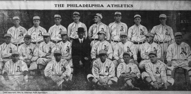 Philadelphia Athletics 1914