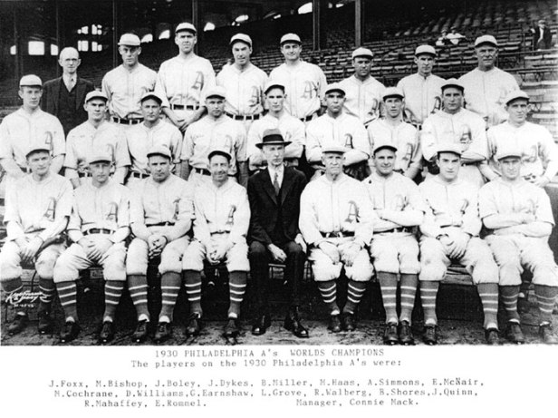 Philadelphia Athletics 1930