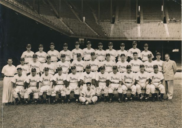 Philadelphia Phillies 1950