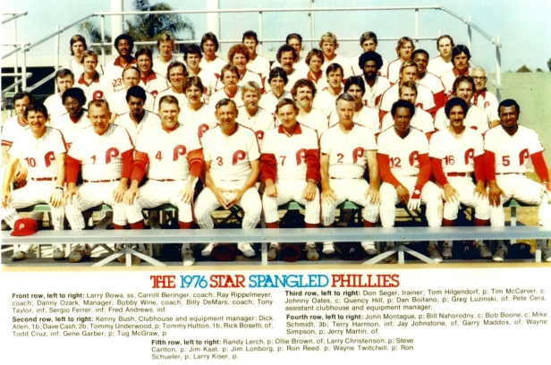 Philadelphia Phillies 1976