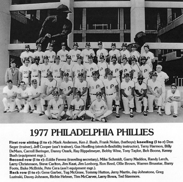 Philadelphia Phillies 1977