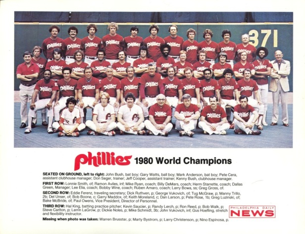 Philadelphia Phillies 1980