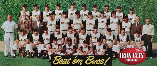 Pittsburgh Pirates 1960