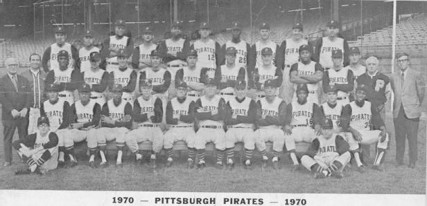 Pittsburgh Pirates 1970