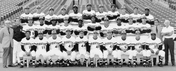 Pittsburgh Pirates 1971